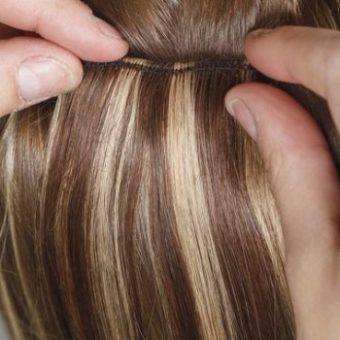 12 Наращивание волос. Салон красоты На Речной, Красногорск