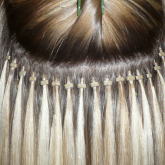 15 Наращивание волос. Салон красоты На Речной, Красногорск