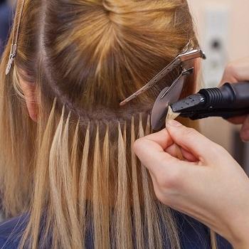 17 Наращивание волос. Салон красоты На Речной, Красногорск