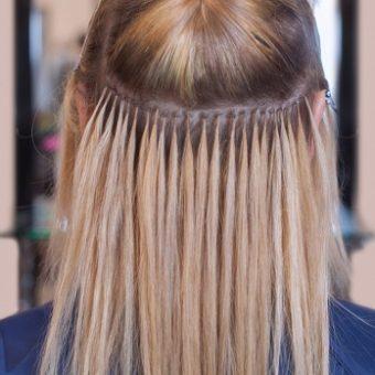 2 Наращивание волос. Салон красоты На Речной, Красногорск