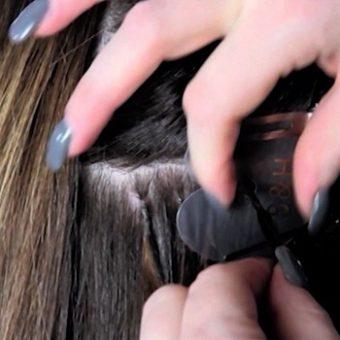 20 Наращивание волос. Салон красоты На Речной, Красногорск