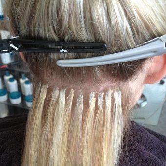 3 Наращивание волос. Салон красоты На Речной, Красногорск