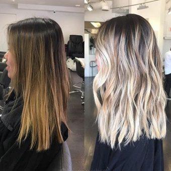9 Наращивание волос. Салон красоты На Речной, Красногорск