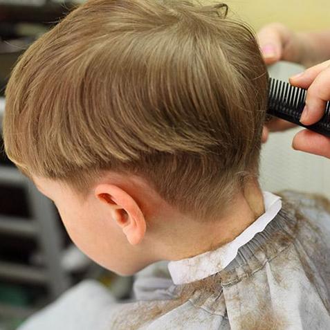 1 Детские стрижки в Красногорске, салон парикмахерская На Речной