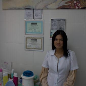 Косметолог салона красоты На Речной