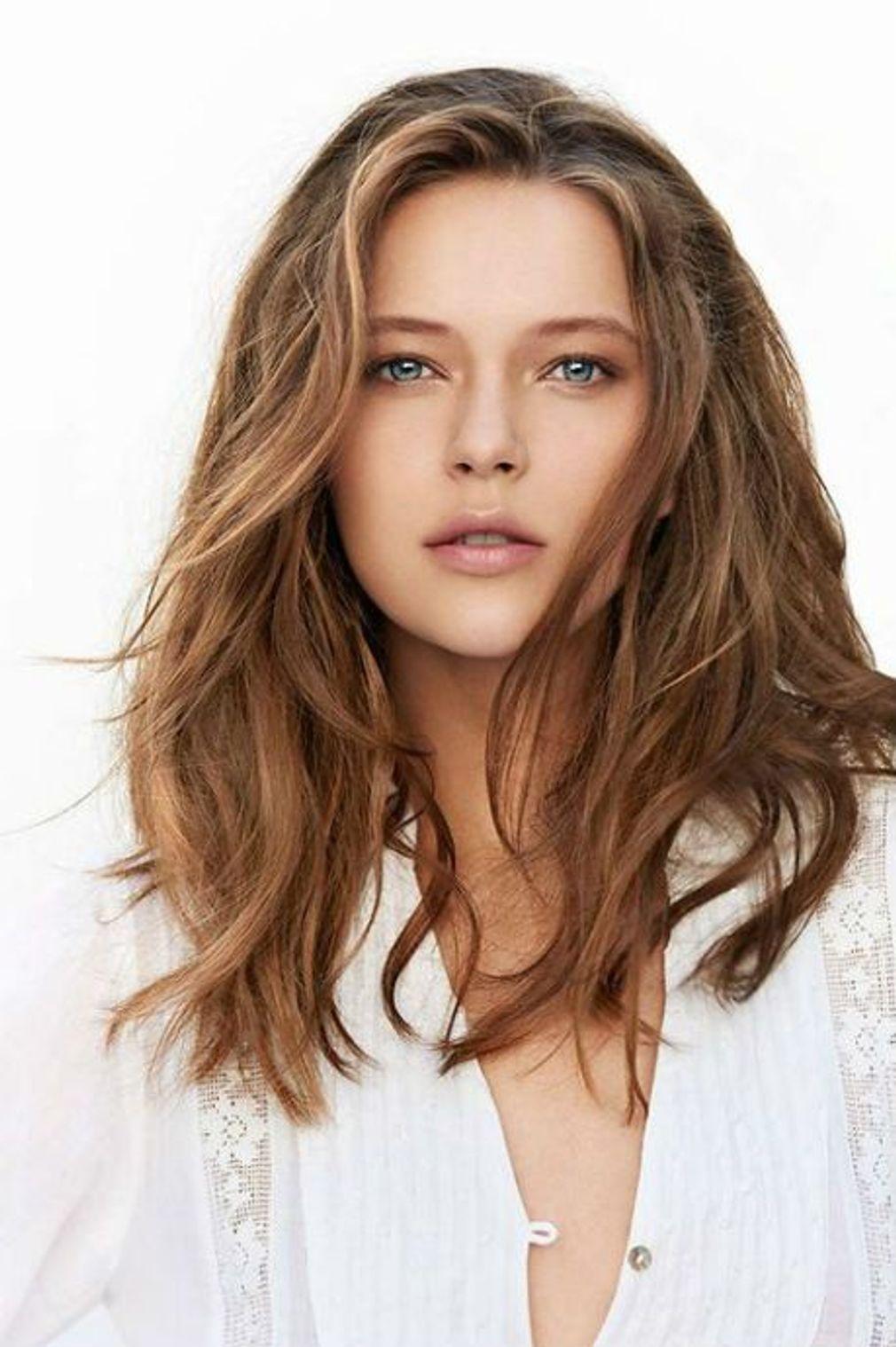 6 Женские стрижки для волос средней длины, салон парикмахерская На Речной, Красногорск