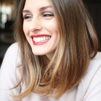 8 Женские стрижки для волос средней длины, салон парикмахерская На Речной, Красногорск