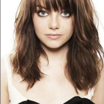 9 Женские стрижки для волос средней длины, салон парикмахерская На Речной, Красногорск