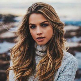 10 Женские стрижки для длинных волос, салон парикмахерская На Речной, Красногорск