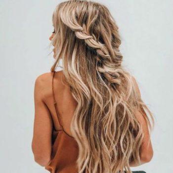 1 Женские стрижки для длинных волос, салон парикмахерская На Речной, Красногорск