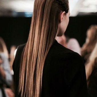 3 Женские стрижки для длинных волос, салон парикмахерская На Речной, Красногорск