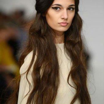 4 Женские стрижки для длинных волос, салон парикмахерская На Речной, Красногорск
