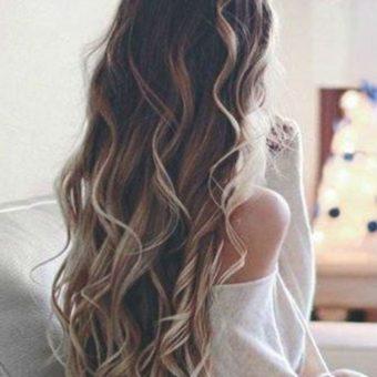 8 Женские стрижки для длинных волос, салон парикмахерская На Речной, Красногорск