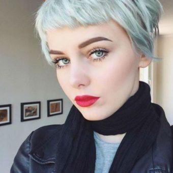 1 Короткая женская стрижка , салон-парикмахерская На Речной, Красногорск