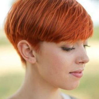 Короткая женская стрижка 3, салон-парикмахерская На Речной, Красногорск