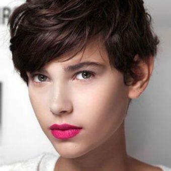 6 роткая женская стрижка , салон-парикмахерская На Речной, Красногорск