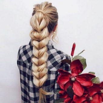 8 Плетение косичек в салоне На Речной, Красногорск
