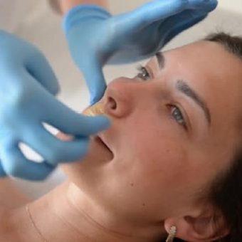 14 Эпиляция верхней губы в салоне красоты На Речной в Красногорске