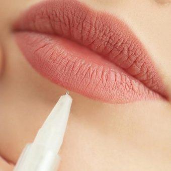 1 Перманентный макияж губ, Красногорск, салон красоты На Речной