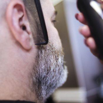 10 Мужские стрижки под насадки, Красногорск, парикмахерская На Речной