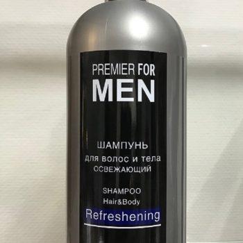 552 освежающий шампунь для мужчин из линии OLLIN