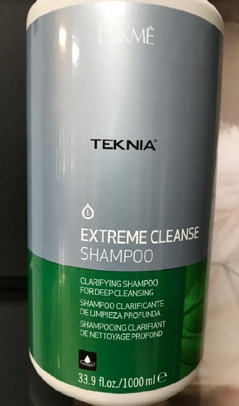 Шампунь для загрязненных или очень жирных волос