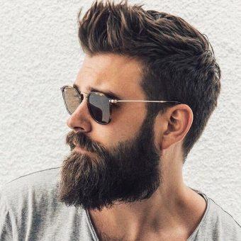1 Стрижка усов и бороды. Красногорск, парикмахерская На Речной