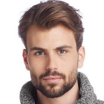 3 Стрижка усов и бороды. Красногорск, парикмахерская На Речной