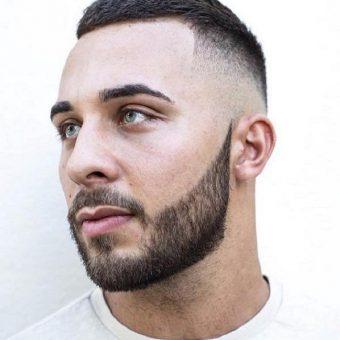 4 Стрижка усов и бороды. Красногорск, парикмахерская На Речной