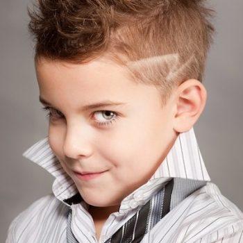 Мальчиковые стрижки, парикмахерская На Речной в Красногорске
