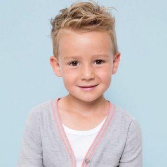 8 Стрижки для мальчиков до 14 лет. Парикмахерская На Речной, Красногорск