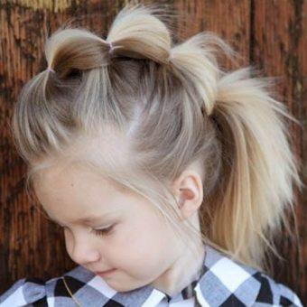 6 Стрижки для девочек на длинные волосы. Салон На речной в Красногорске