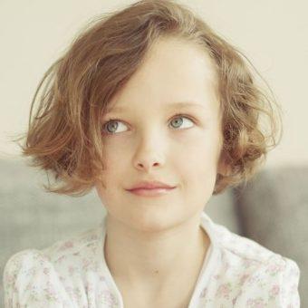 11 Стрижки для девочек на короткие волосы. Красногорск, парикмахерская На Речной