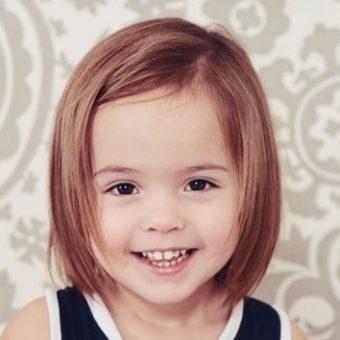 6 Стрижки для девочек на короткие волосы. Красногорск, парикмахерская На Речной