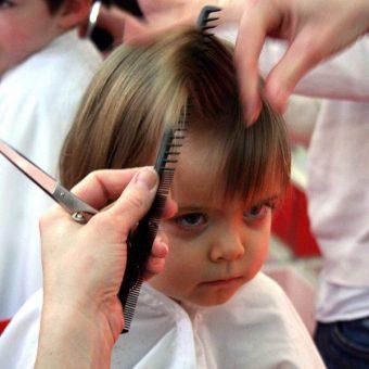 8 Стрижки для девочек на короткие волосы. Красногорск, парикмахерская На Речной