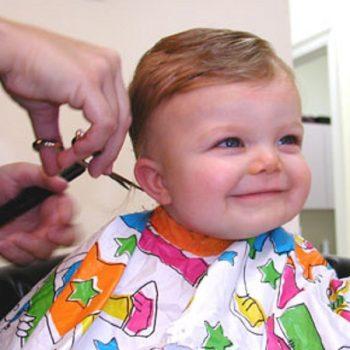 37 Стрижка детей до 3 лет, парикмахерская На Речной, Красногорск