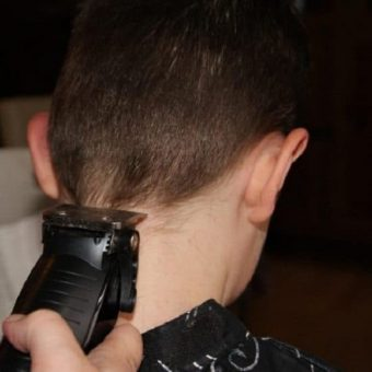 2 Мальчиковые стрижки под насадки. Парикмахерская На Речной в Красногорске