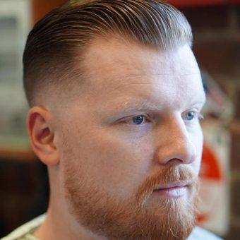 12 Модельные мужские стрижки, парикмахерская На Речной, Красногорск