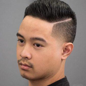 15 Модельные мужские стрижки, парикмахерская На Речной, Красногорск