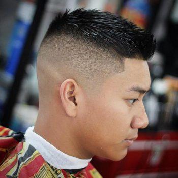 17 Креативные мужские стрижки, парикмахерская На Речной в Красногорске