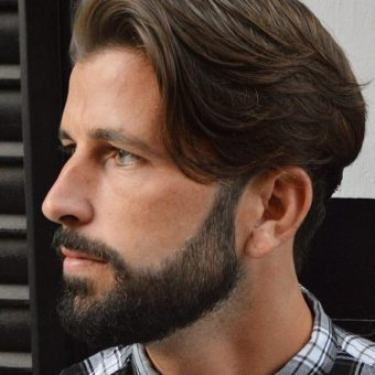 4 Модельные мужские стрижки, парикмахерская На Речной, Красногорск