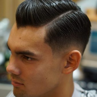 7 Модельные мужские стрижки, парикмахерская На Речной, Красногорск