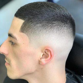 8 Модельные мужские стрижки, парикмахерская На Речной, Красногорск