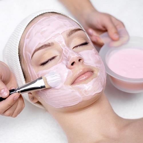 Мультивитаминный уход за кожей лица. Салон На Речной в Красногорске