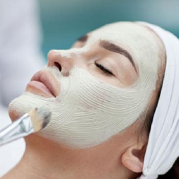 114 Альгинатная маска для лица. Косметология, салон На Речной в Красногорске