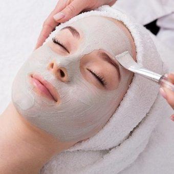 7 Альгинатная маска для лица. Косметология, салон На Речной в Красногорске