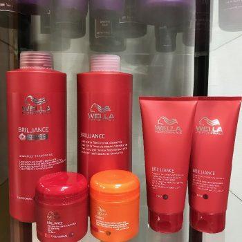 961 Салон парикмахерская На Речной работает на профессиональной косметике для волос Wella