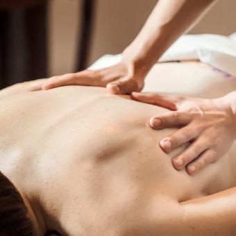 3 Разные виды мануального массажа, салон красоты На Речной в Красногорске