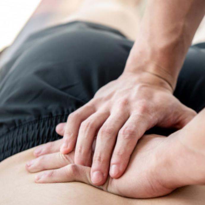 6 Спортивный массаж. Салон красоты На Речной, Красногорск