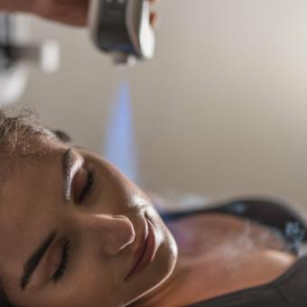 4 Термические процедуры для лица. Салон красоты На Речной, Красногорск